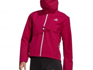 adidas Performance WIND.RDY JKT W GN5919 Μωβ