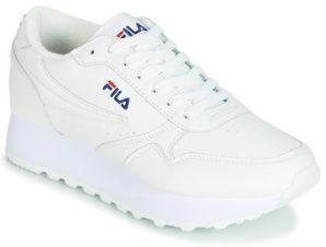 Xαμηλά Sneakers Fila ORBIT ZEPPA L WMN ΣΤΕΛΕΧΟΣ: Δέρμα & ΕΠΕΝΔΥΣΗ: Ύφασμα & ΕΣ. ΣΟΛΑ: Ύφασμα & ΕΞ. ΣΟΛΑ: Καουτσούκ