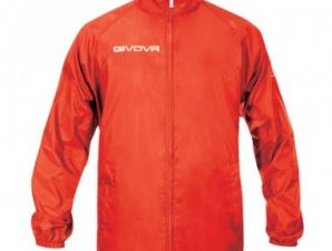 Jacket Givova Rain Basico RJ001 0012 RED