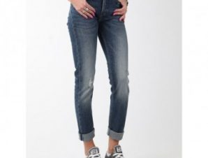 Lee Sallie Boyfriend Jeans W L30KDXXQ
