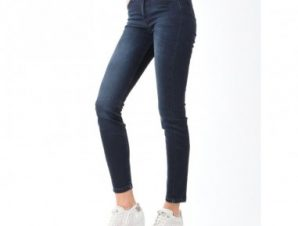 Lee Scarlett High Crop Skinny Cropped Jeans W L32BAIFA